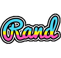 Rand circus logo