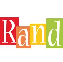 Rand colors logo