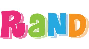 Rand friday logo