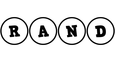 Rand handy logo