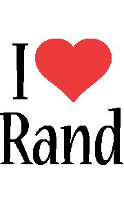 Rand i-love logo