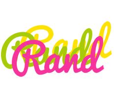 Rand sweets logo