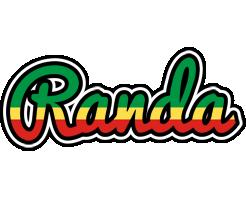 Randa african logo