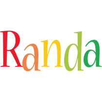 Randa birthday logo