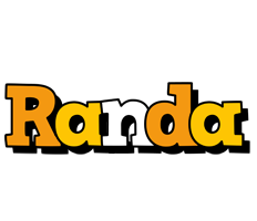 Randa cartoon logo