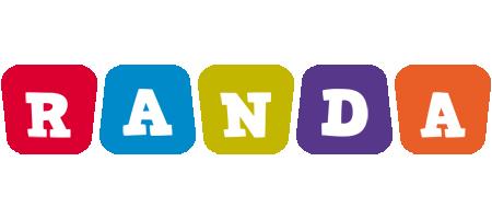 Randa daycare logo