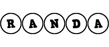 Randa handy logo