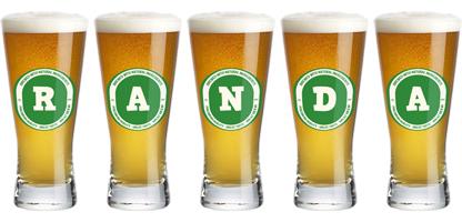 Randa lager logo