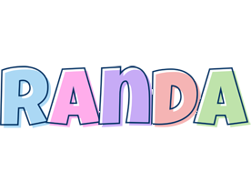 Randa pastel logo