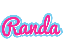 Randa popstar logo