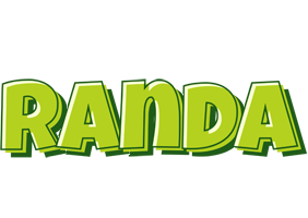 Randa summer logo