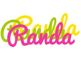Randa sweets logo