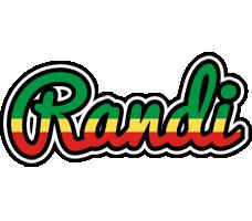Randi african logo
