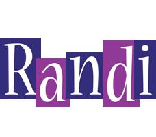 Randi autumn logo