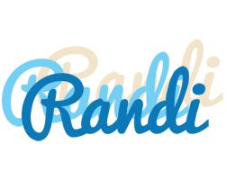 Randi breeze logo