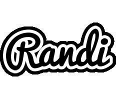 Randi chess logo