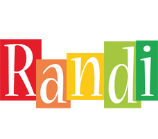 Randi colors logo