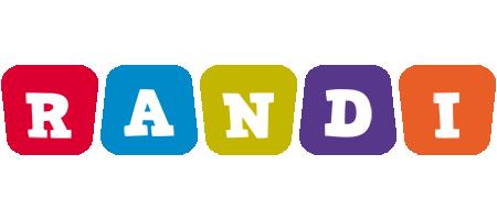 Randi daycare logo