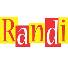 Randi errors logo
