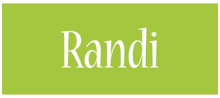 Randi family logo