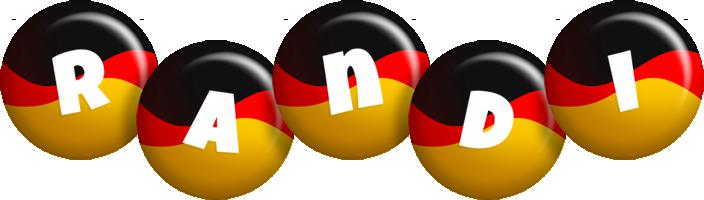 Randi german logo