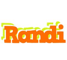 Randi healthy logo