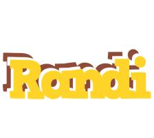 Randi hotcup logo