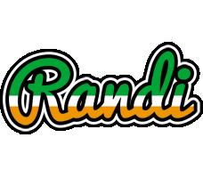 Randi ireland logo