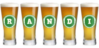 Randi lager logo