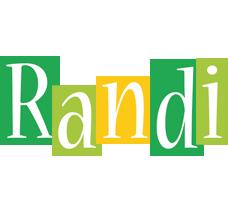 Randi lemonade logo