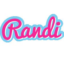 Randi popstar logo