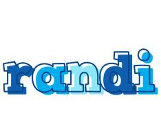 Randi sailor logo