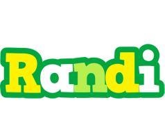 Randi soccer logo