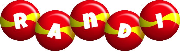 Randi spain logo