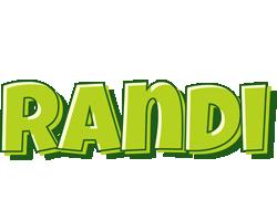 Randi summer logo