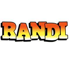 Randi sunset logo