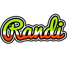 Randi superfun logo