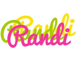 Randi sweets logo