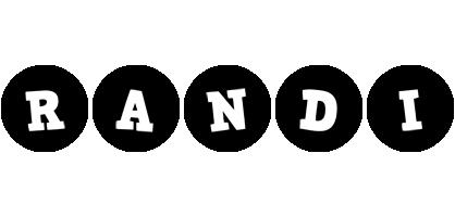 Randi tools logo