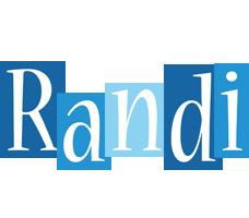 Randi winter logo