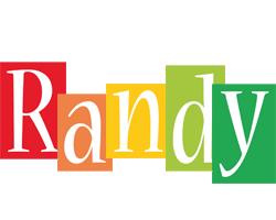 Randy colors logo