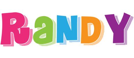 Randy friday logo