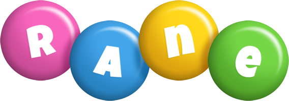 Rane candy logo