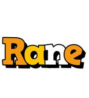 Rane cartoon logo