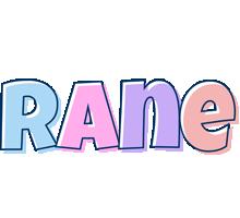 Rane pastel logo