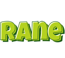 Rane summer logo