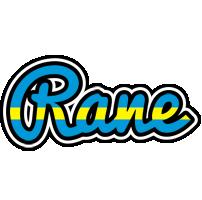 Rane sweden logo