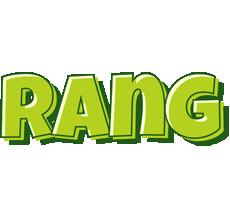 Rang summer logo