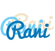 Rani breeze logo