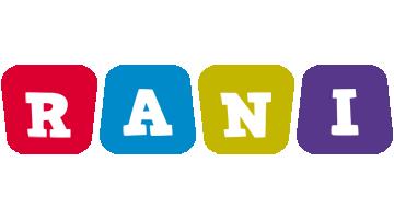 Rani daycare logo